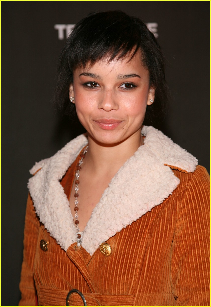 zoe kravitz chanel tennessee tribeca 181096501