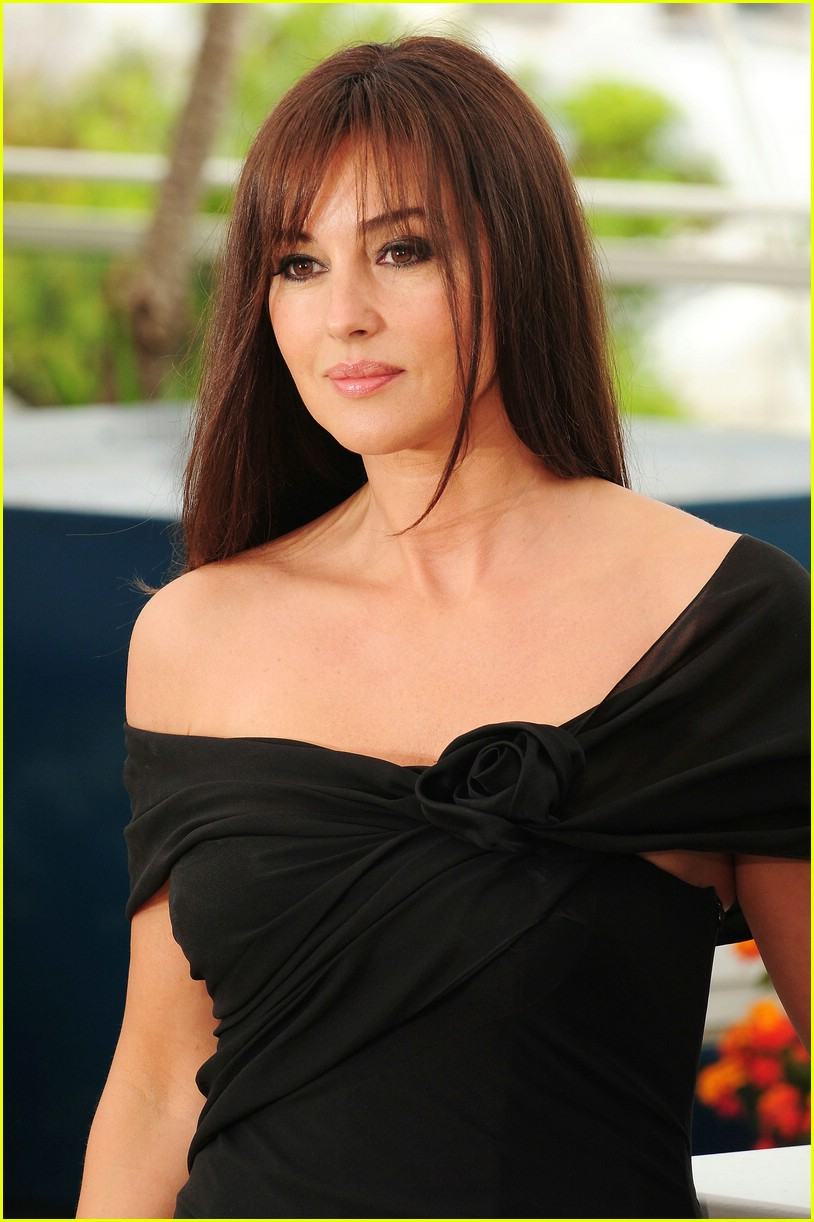 Full Sized Photo Of Monica Bellucci Cannes Une Histoire