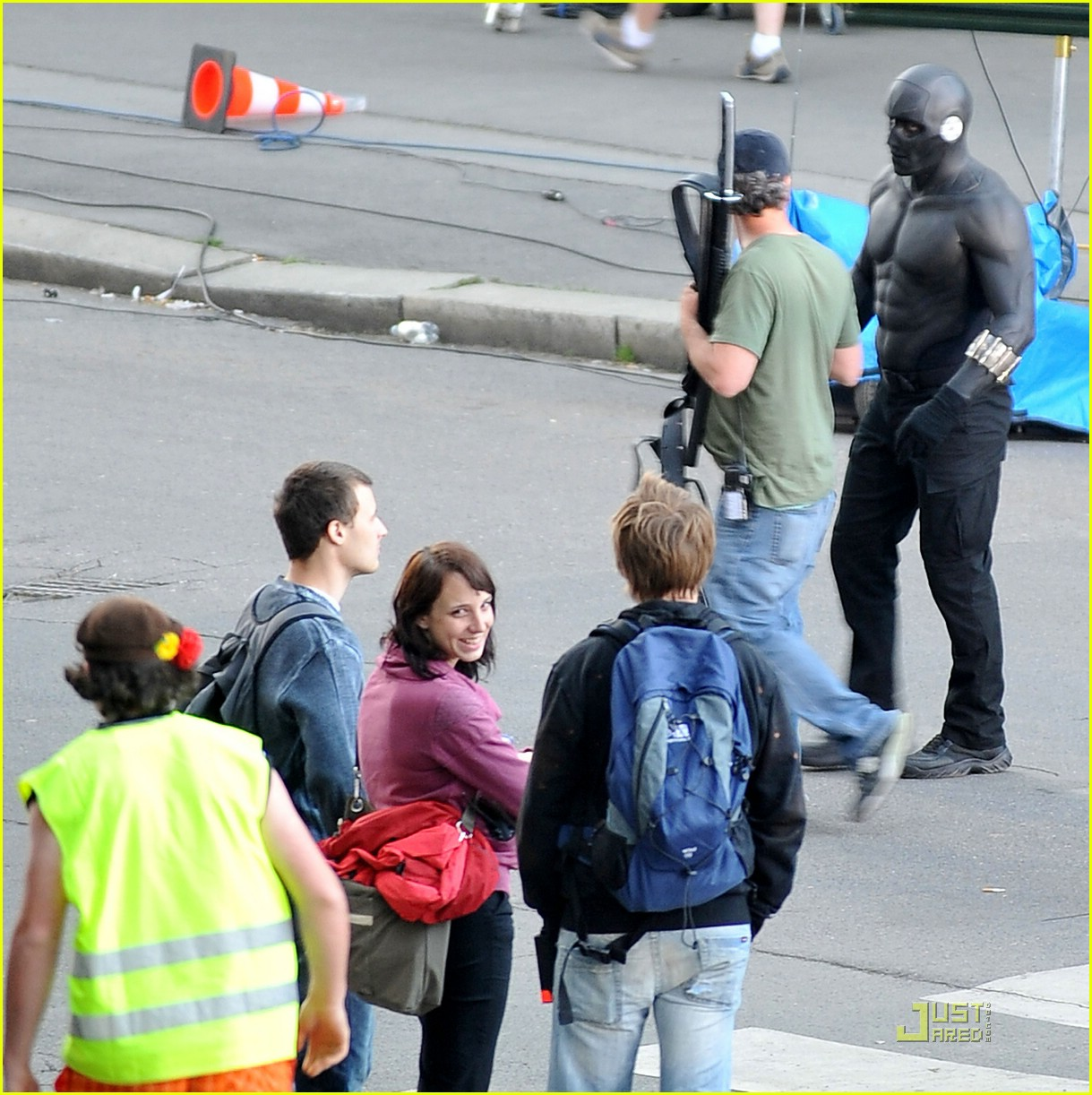 channing tatum filming gi joe 131130661