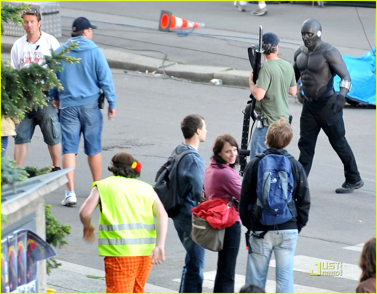 channing tatum filming gi joe 19