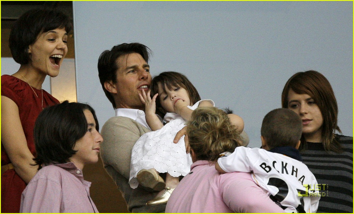 suri cruise david beckham 16