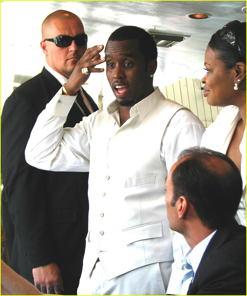 Diddy's Hollywood Star Shines Bright: Photo 1109081