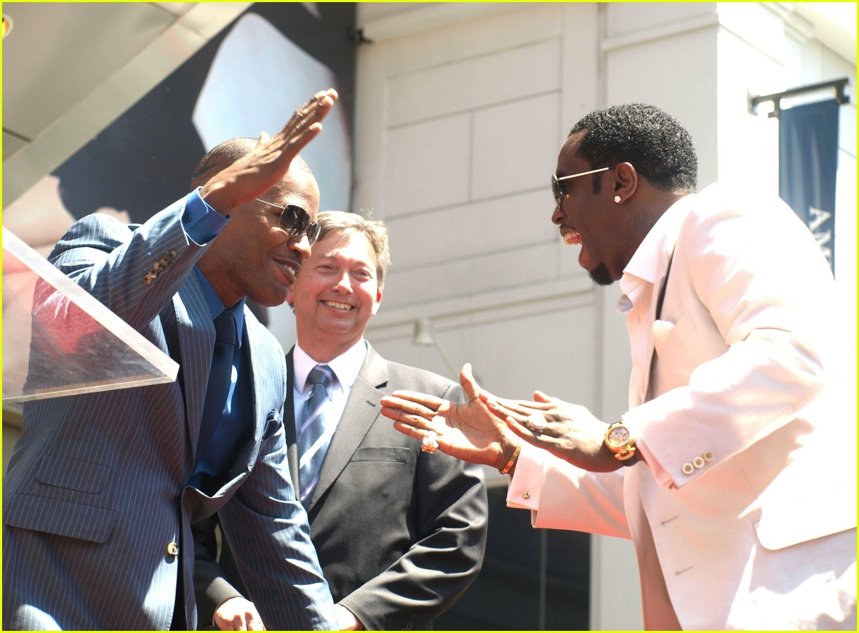 diddy hollywood walk of fame star 141109131
