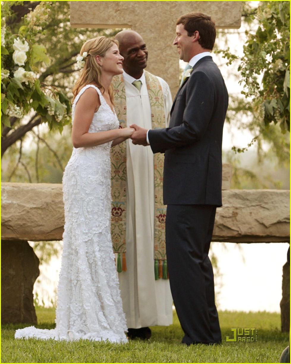 jenna bush wedding pictures 031123041