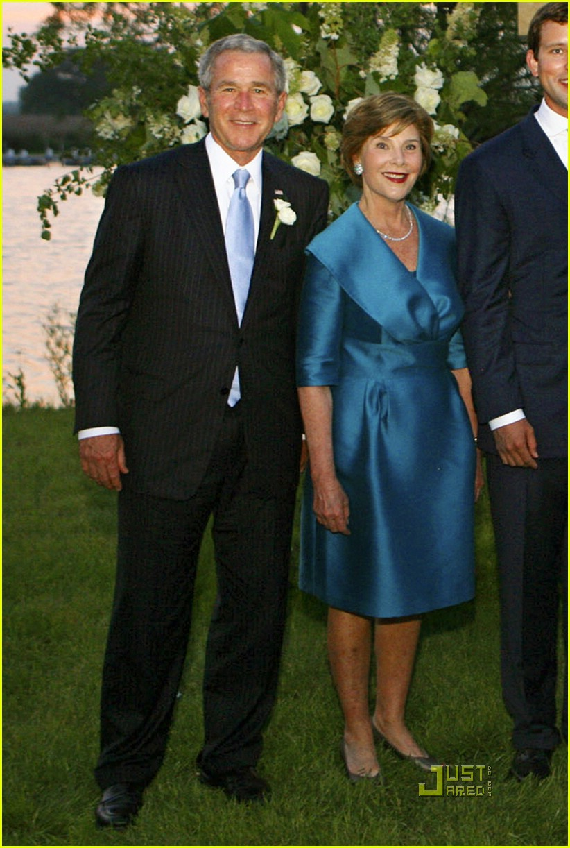 jenna bush wedding pictures 051123061