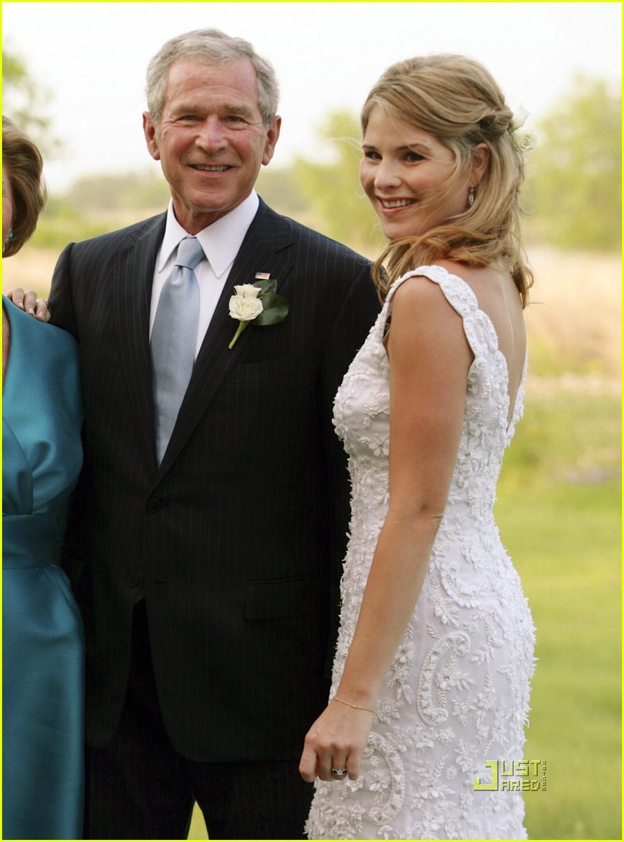 jenna bush wedding pictures photo 1123081 celebrity