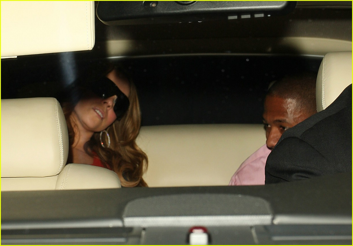 mariah carey nick cannon gyu kaku 10
