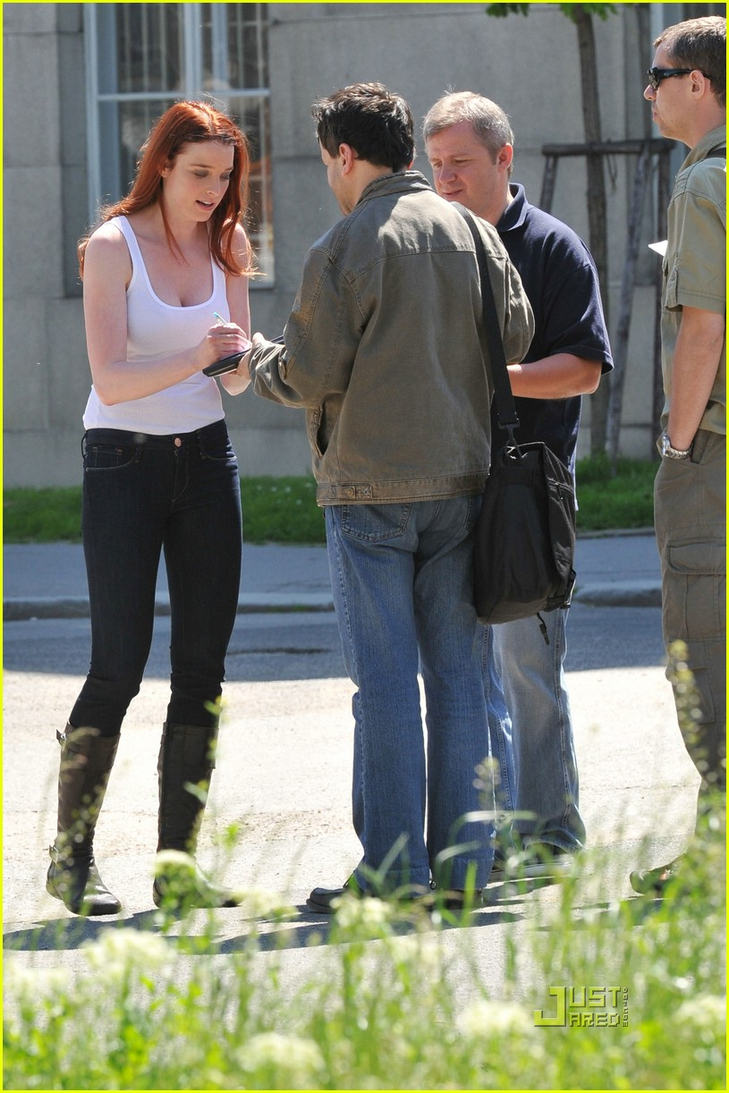 Rachel Nichols Is A G I Joe Hottie Photo 1122811 Gi