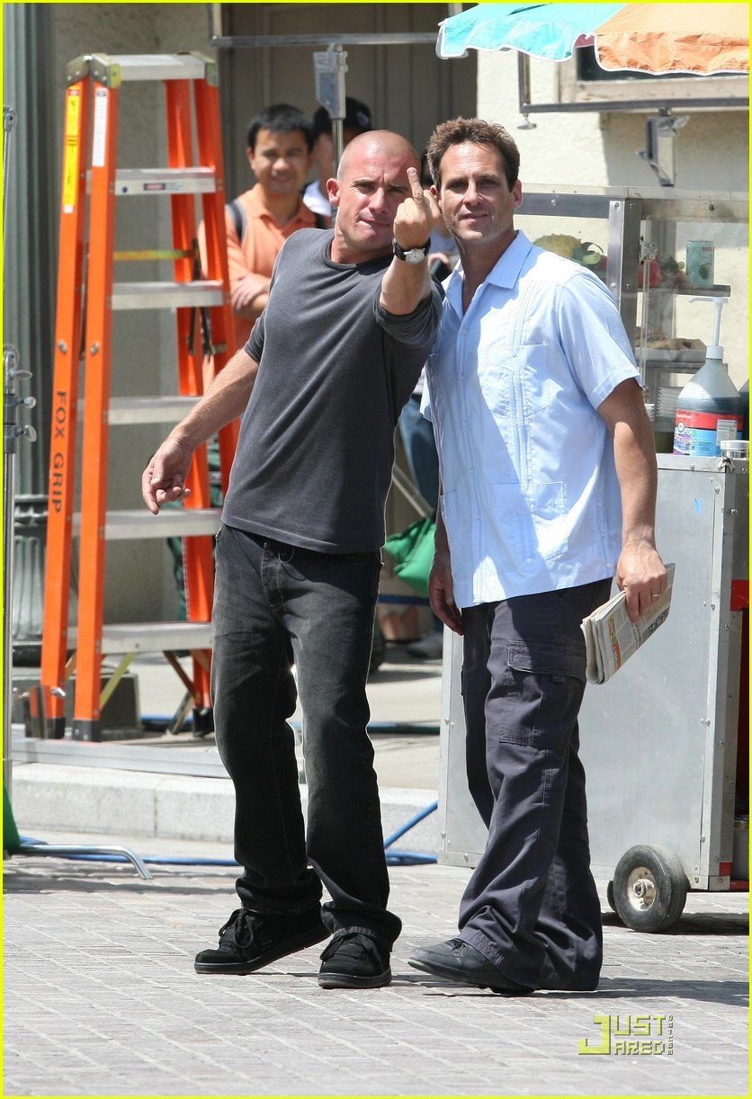 Prison Break Is Back In Production Photo 1146041 Danay