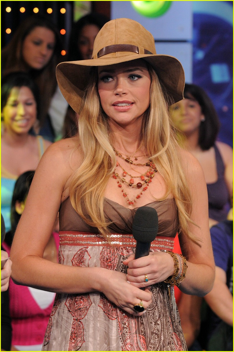 denise richards mtv trl 13