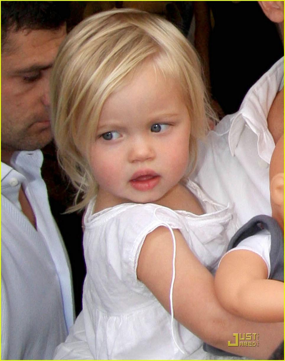 Shiloh from Weirdest Celebrity Baby Names | E! News