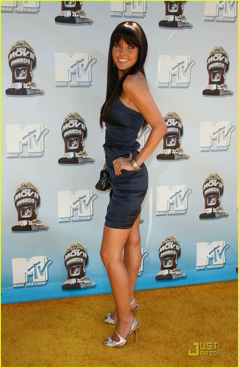 audrina patridge mtv movie awards 2008 03