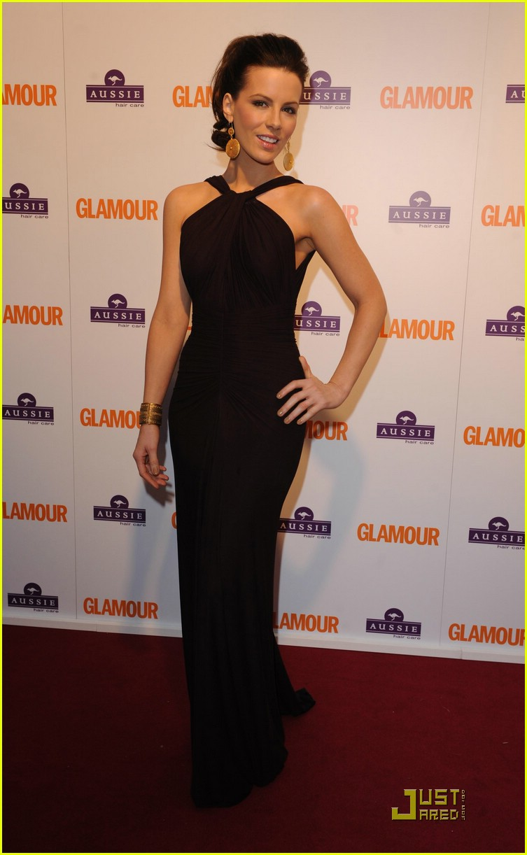 kate beckinsale glamour women of the year 281180981
