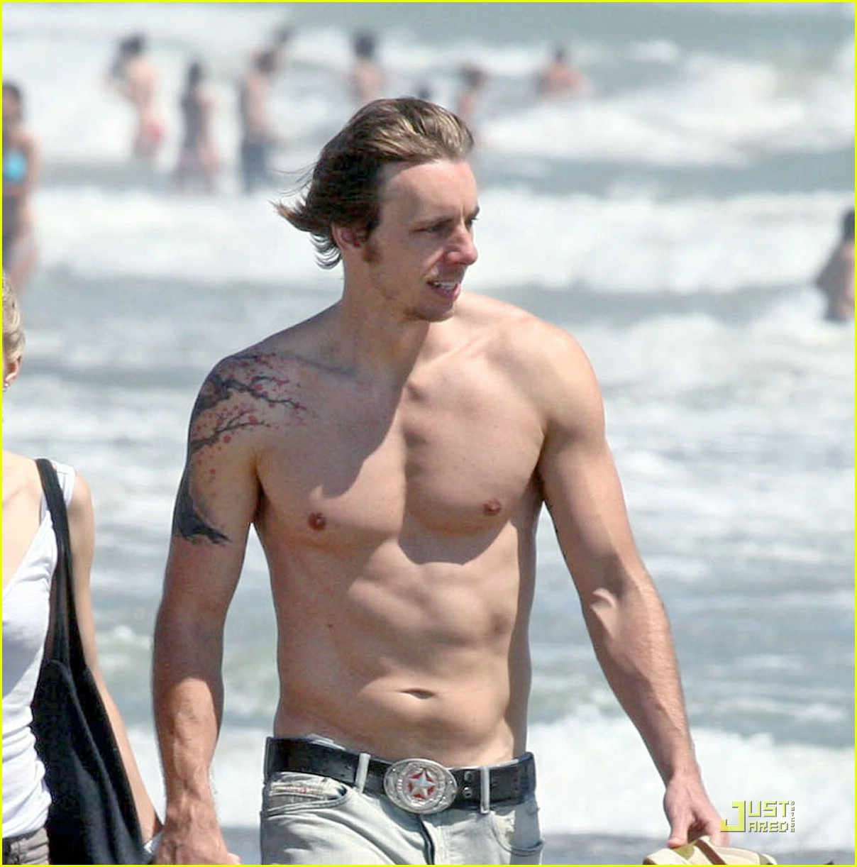 Post Malone Hair >> Kristen Bell & Dax Shepard: Get a Room!: Photo 1211041 ...
