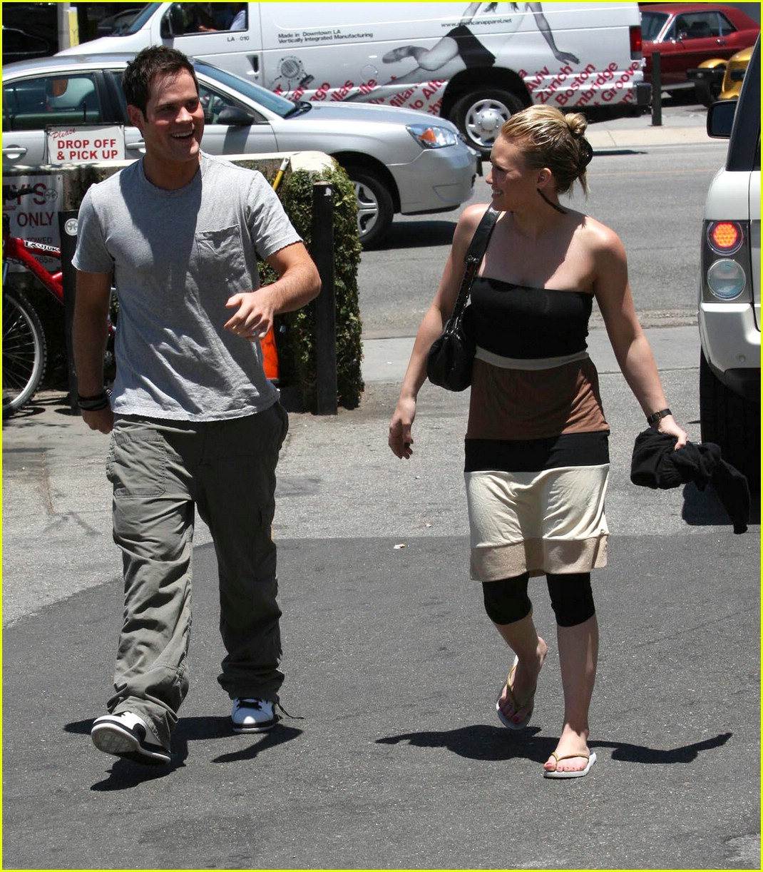 hilary duff bands brown 101202831