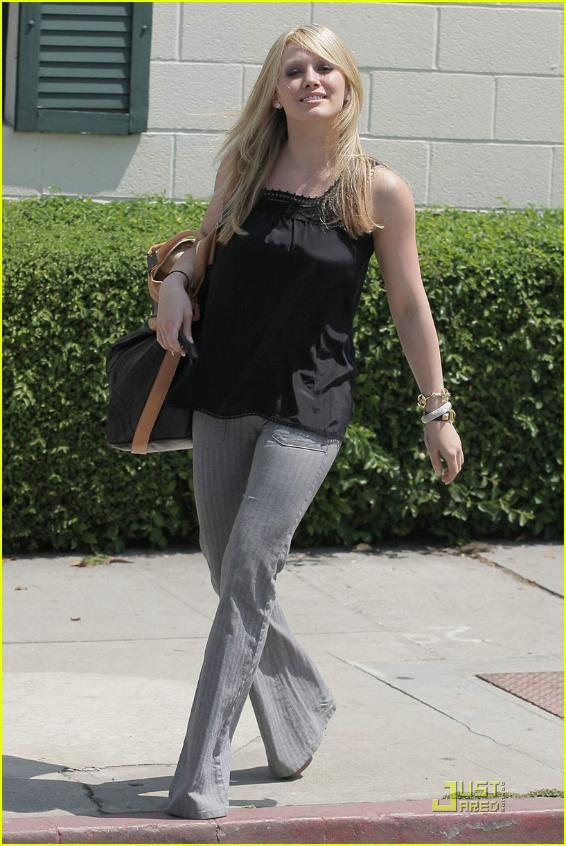 hilary duff neil george 15