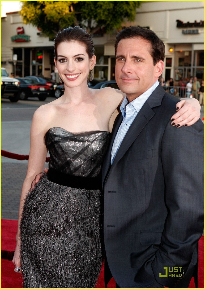 anne hathaway get smart world premiere 621207211
