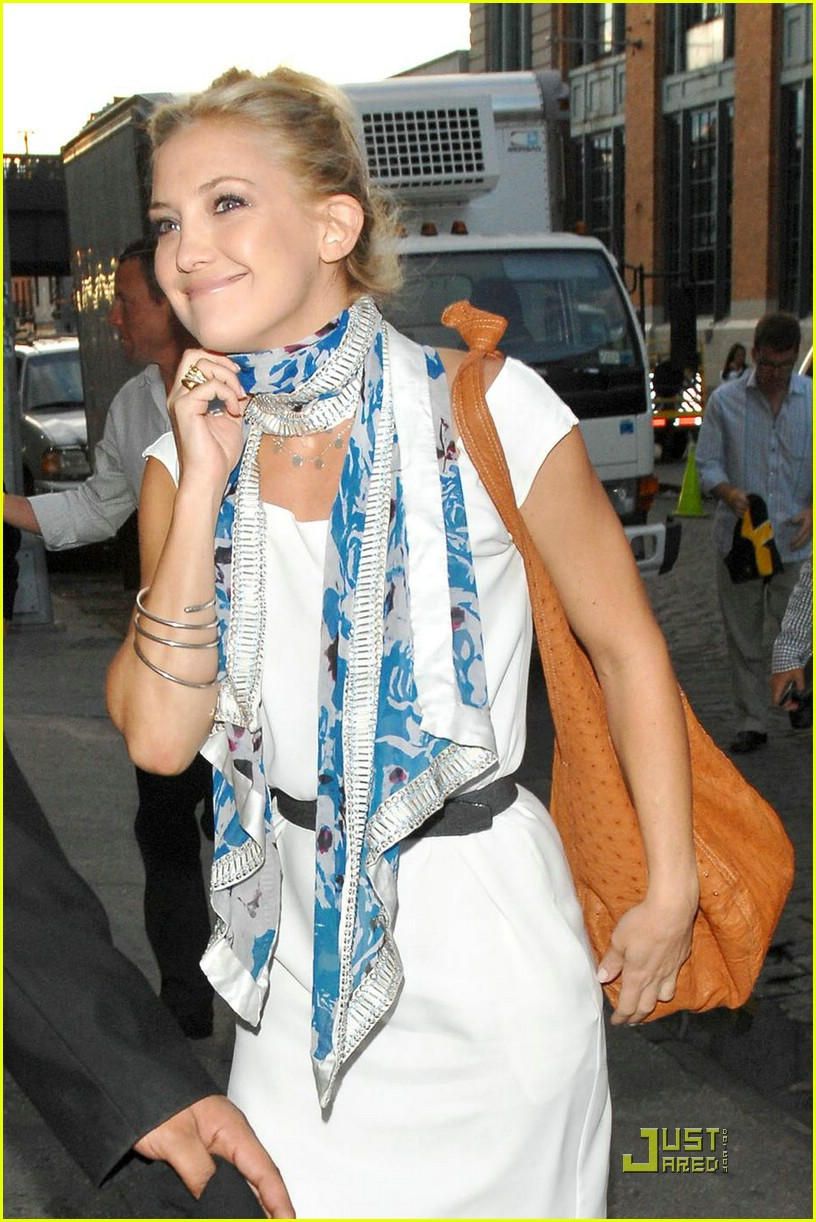 kate hudson lance armstrong meatpacking 011209261