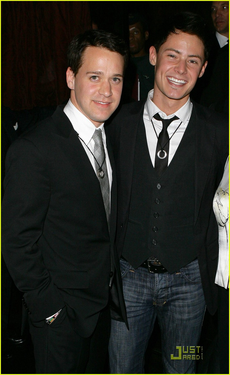 T.R. Knight and Boyfriend Mark Cornelson Break Up