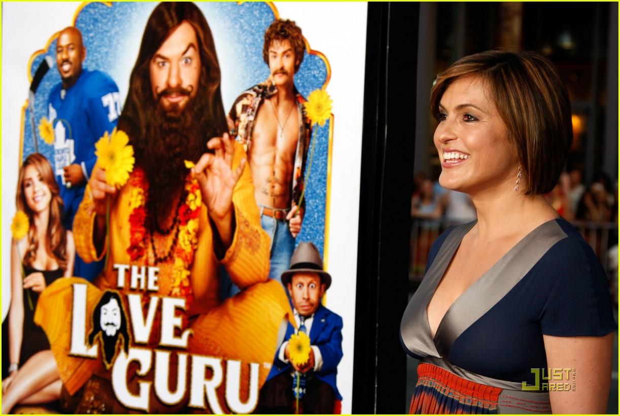 mariska hargitay love guru premiere 26