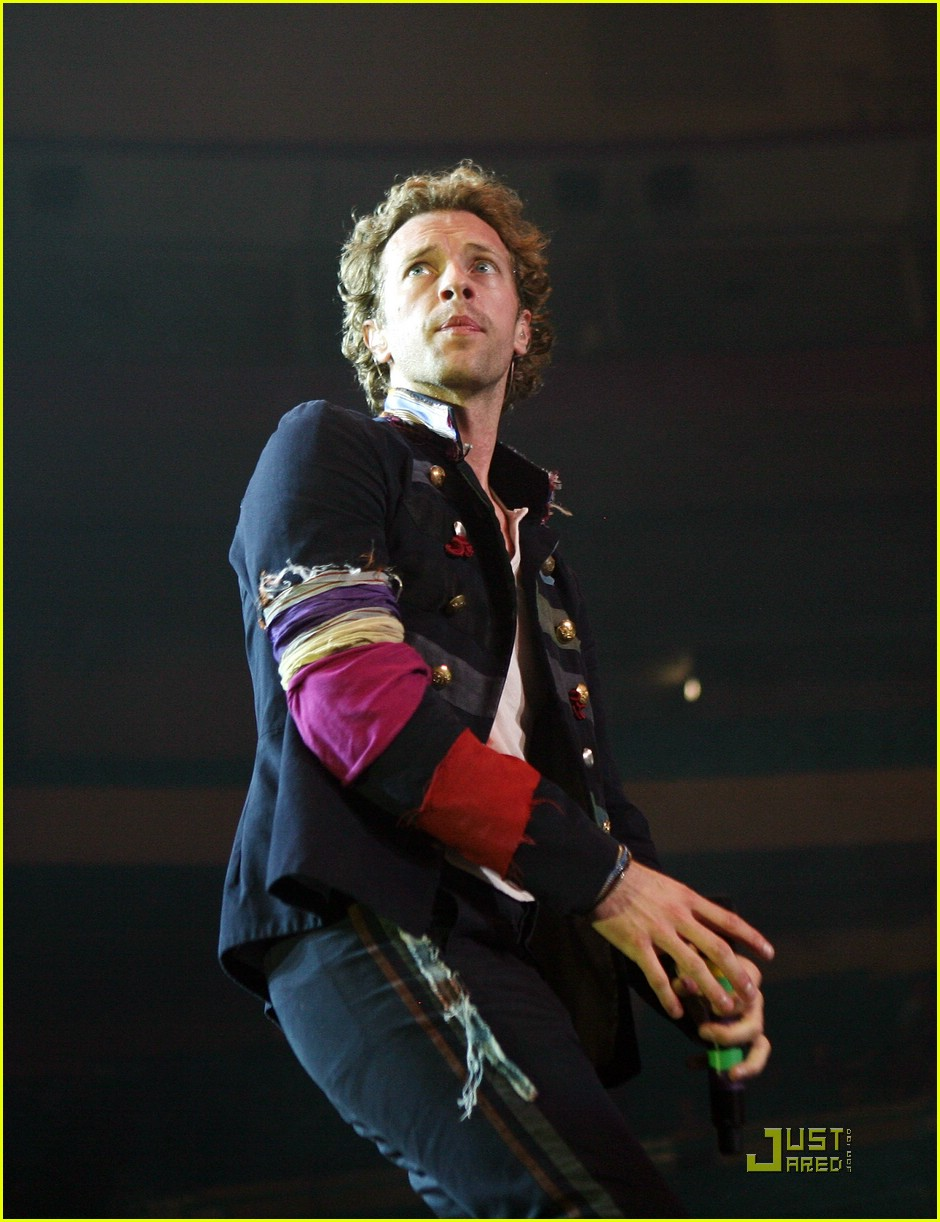 chris martin coldplay madison square garden 03