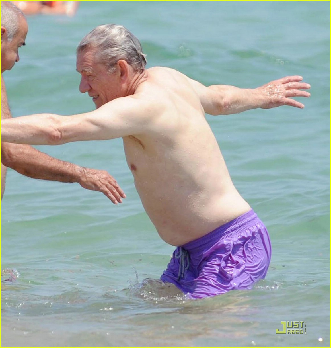 ian mckellen shirtless 021240021