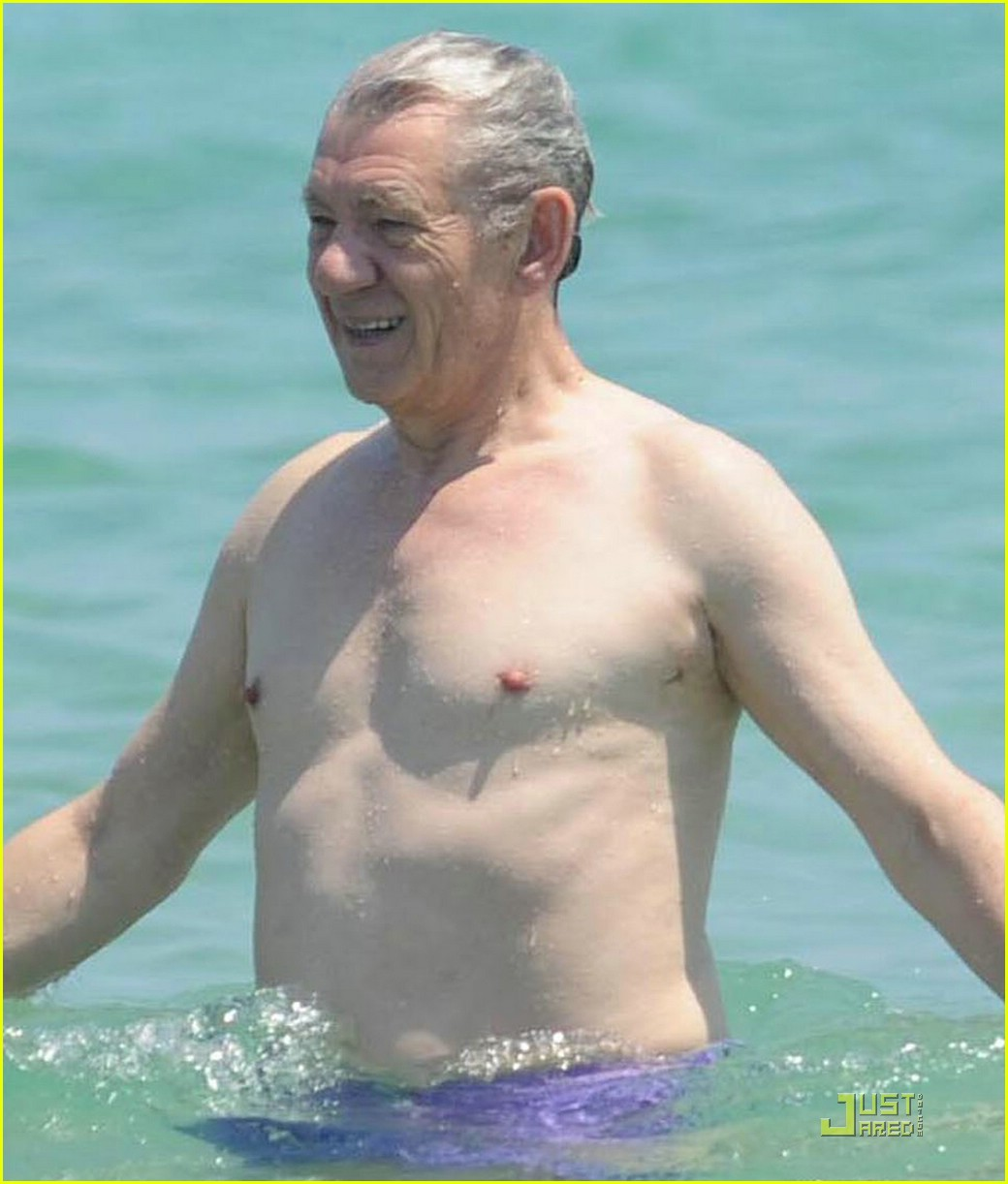 ian mckellen shirtless 041240041