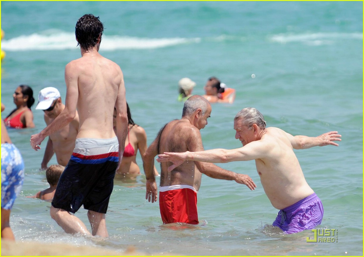 ian mckellen shirtless 081240081