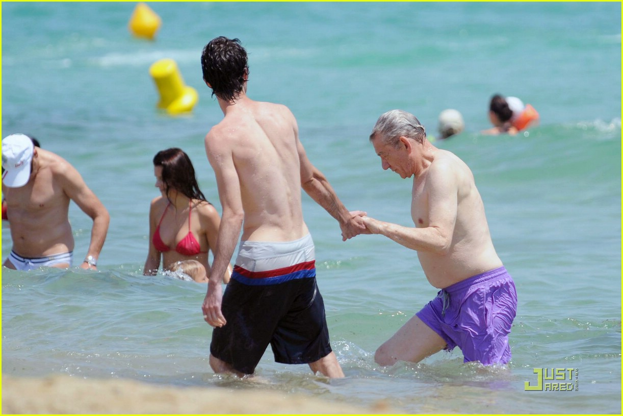 ian mckellen shirtless 12