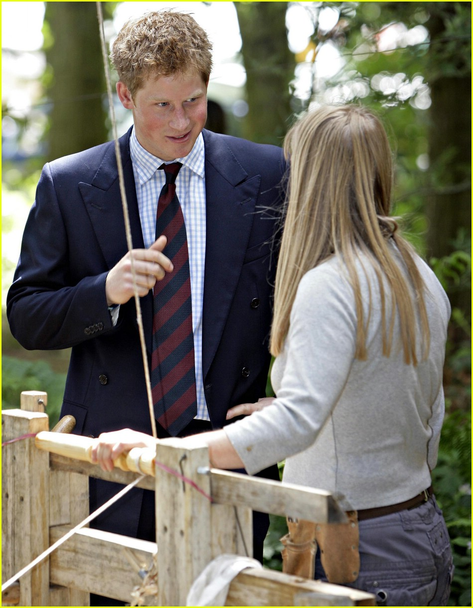 prince harry royal norfolk show 061227381