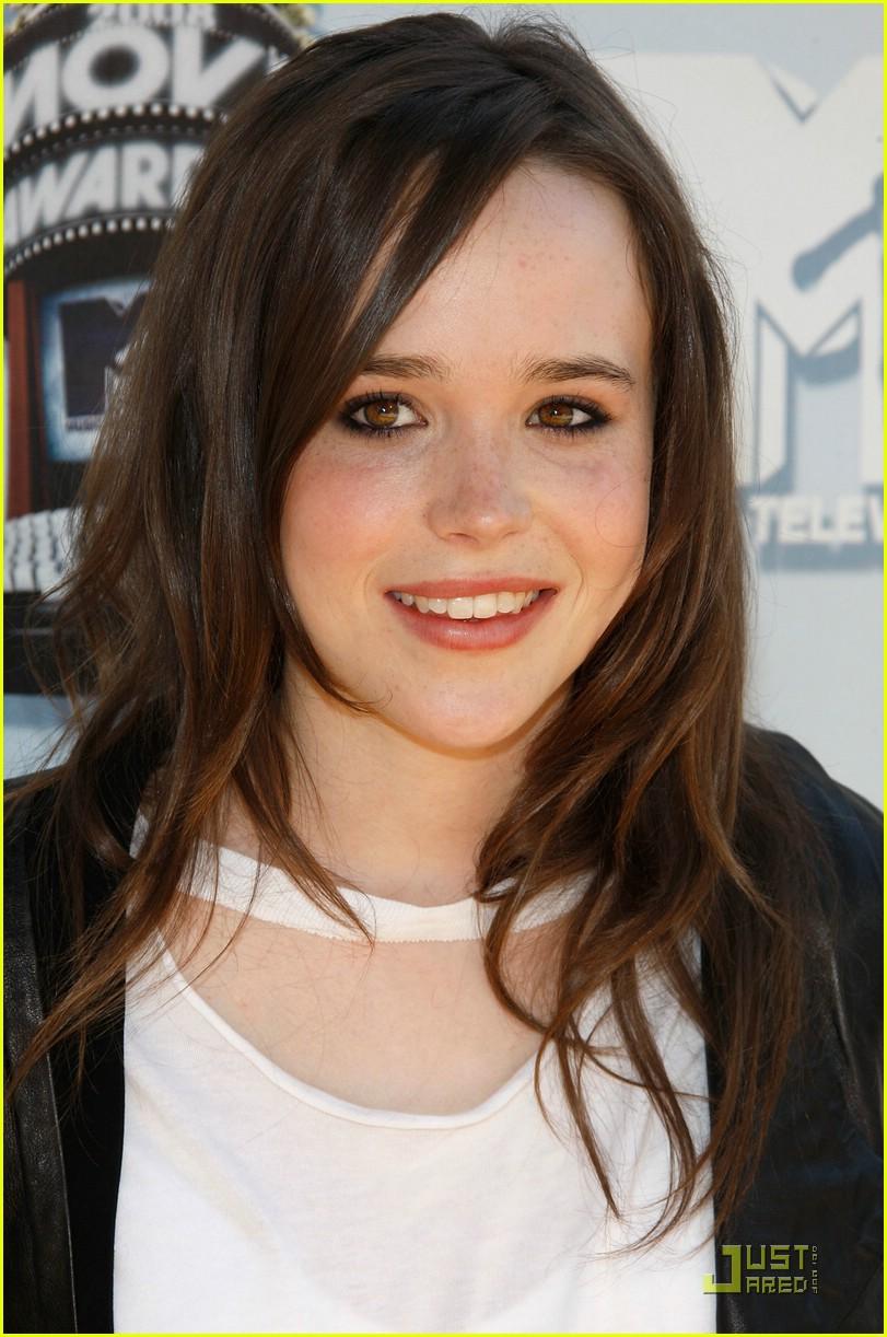 Ellen Page - MTV Movie Awards 2008: Photo 1173141 | Ellen