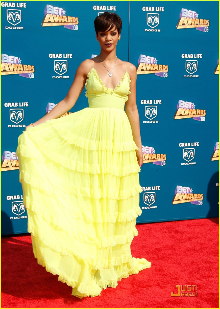 rihanna bet awards 2008 16