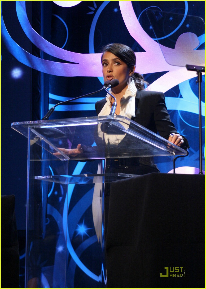 salma hayek crystal lucy awards 251209681