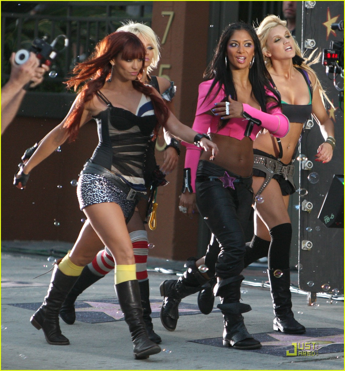 nicole scherzinger pussycat dolls when i grow up 25