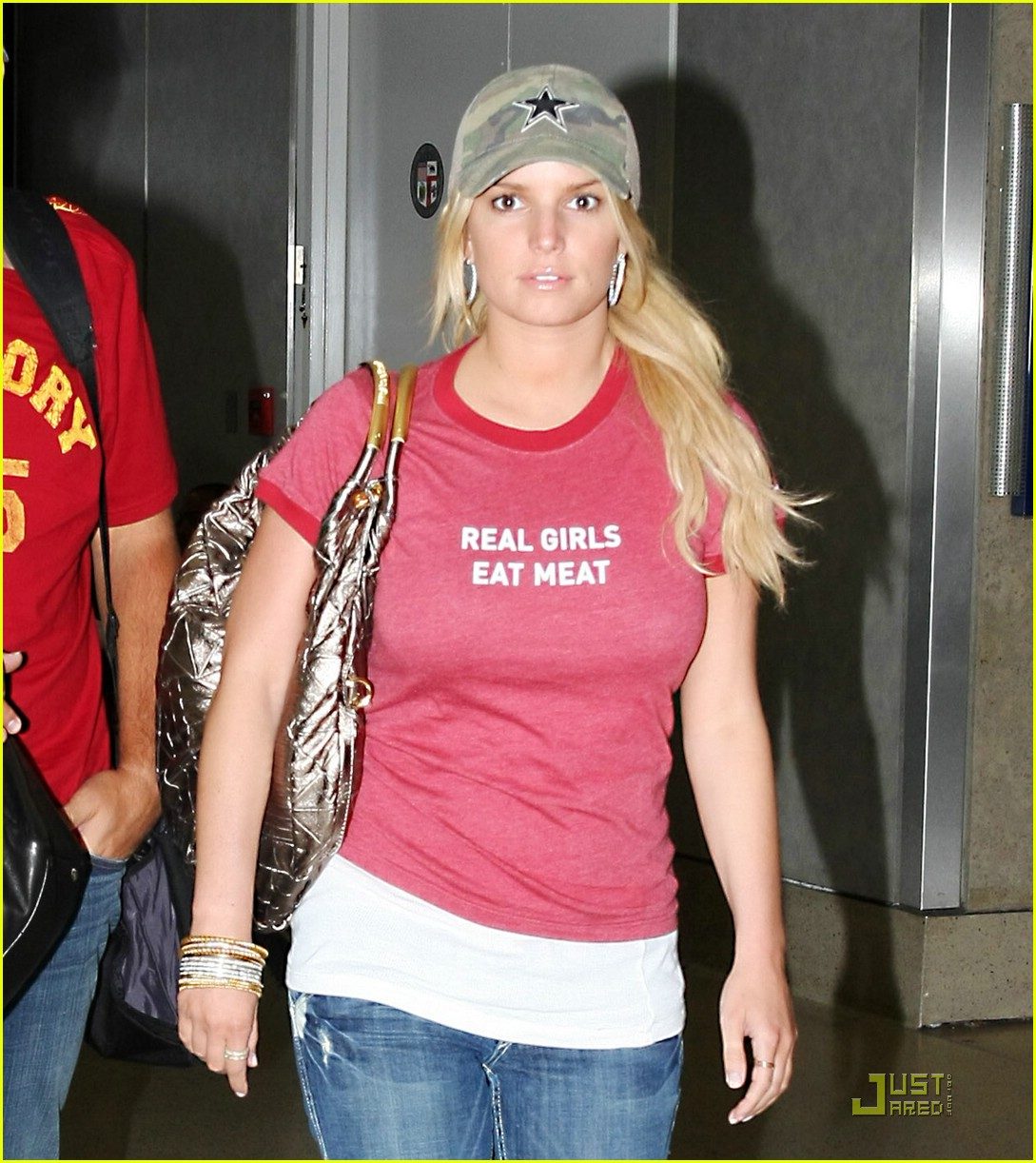jessica simpson real girls eat meat 09