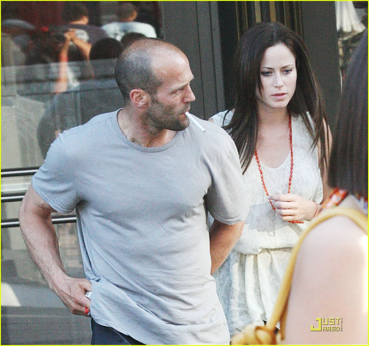 Jason Statham Messes with Zohan: Photo 1193861 | Jason ...