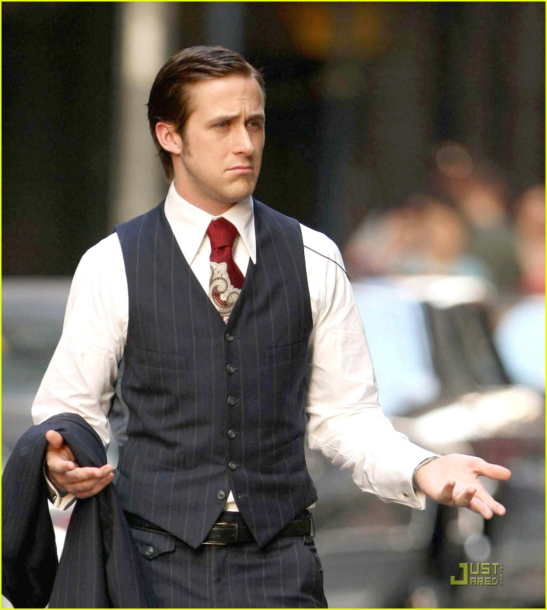 Ryan Gosling Suits Pos...