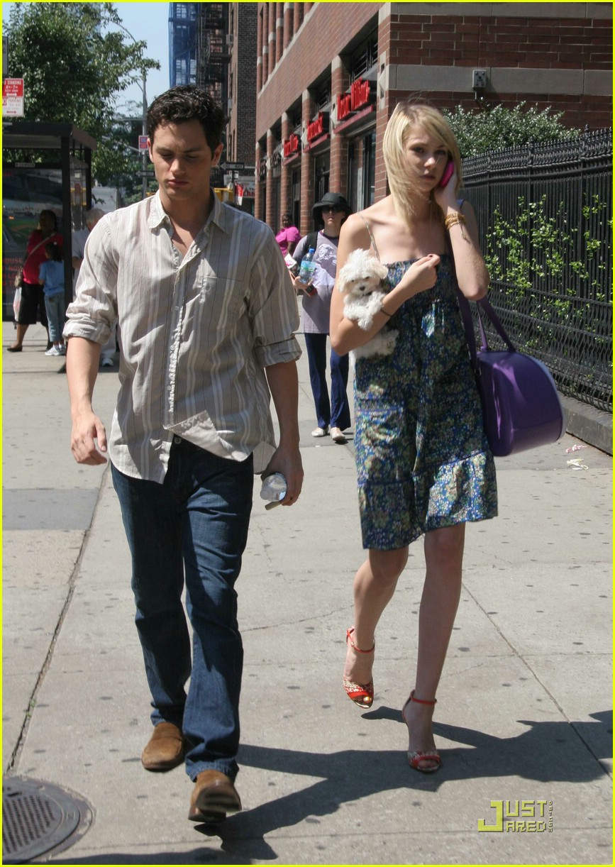 penn badgley and taylor momsen wwwpixsharkcom images