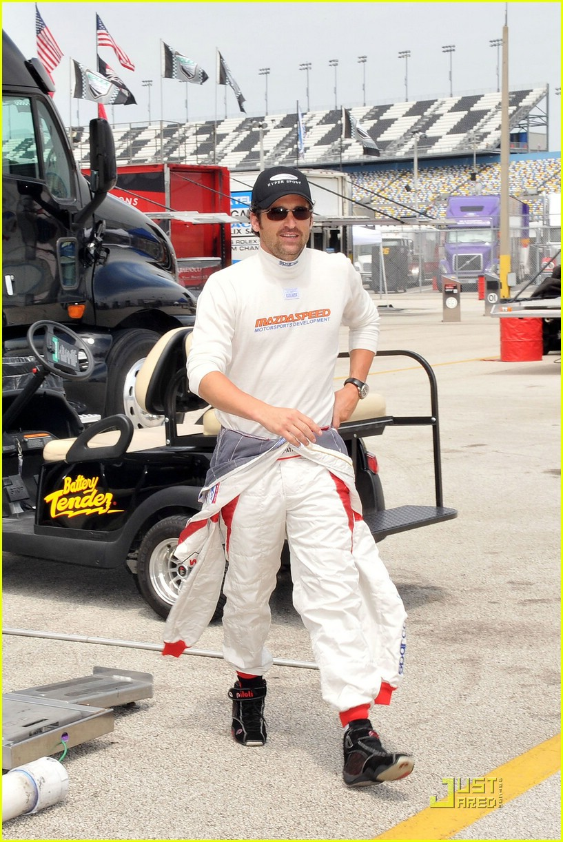 patrick dempsey days of thunder 091248201