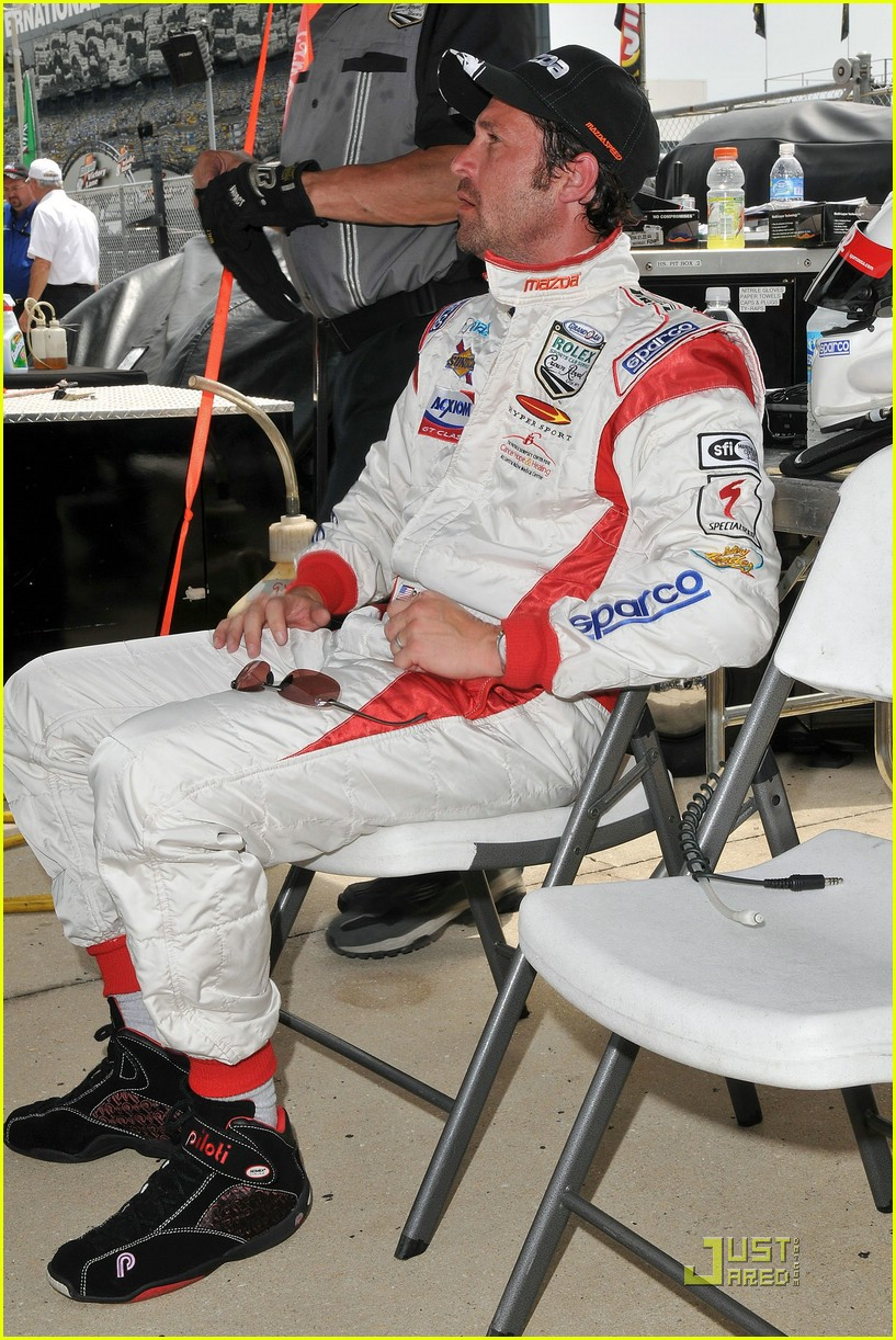 patrick dempsey days of thunder 10