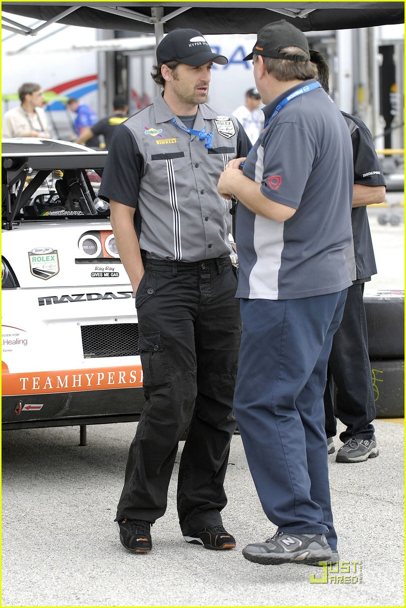patrick dempsey days of thunder 12