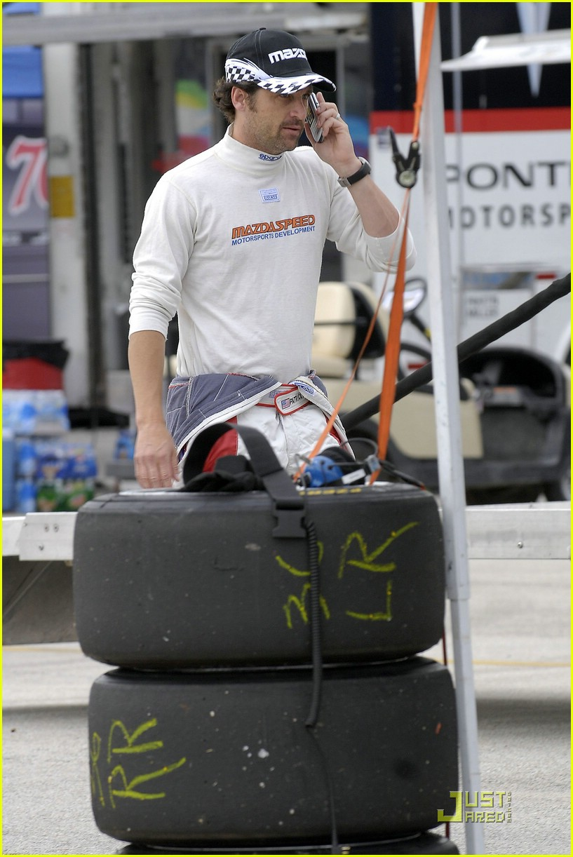 patrick dempsey days of thunder 211248321