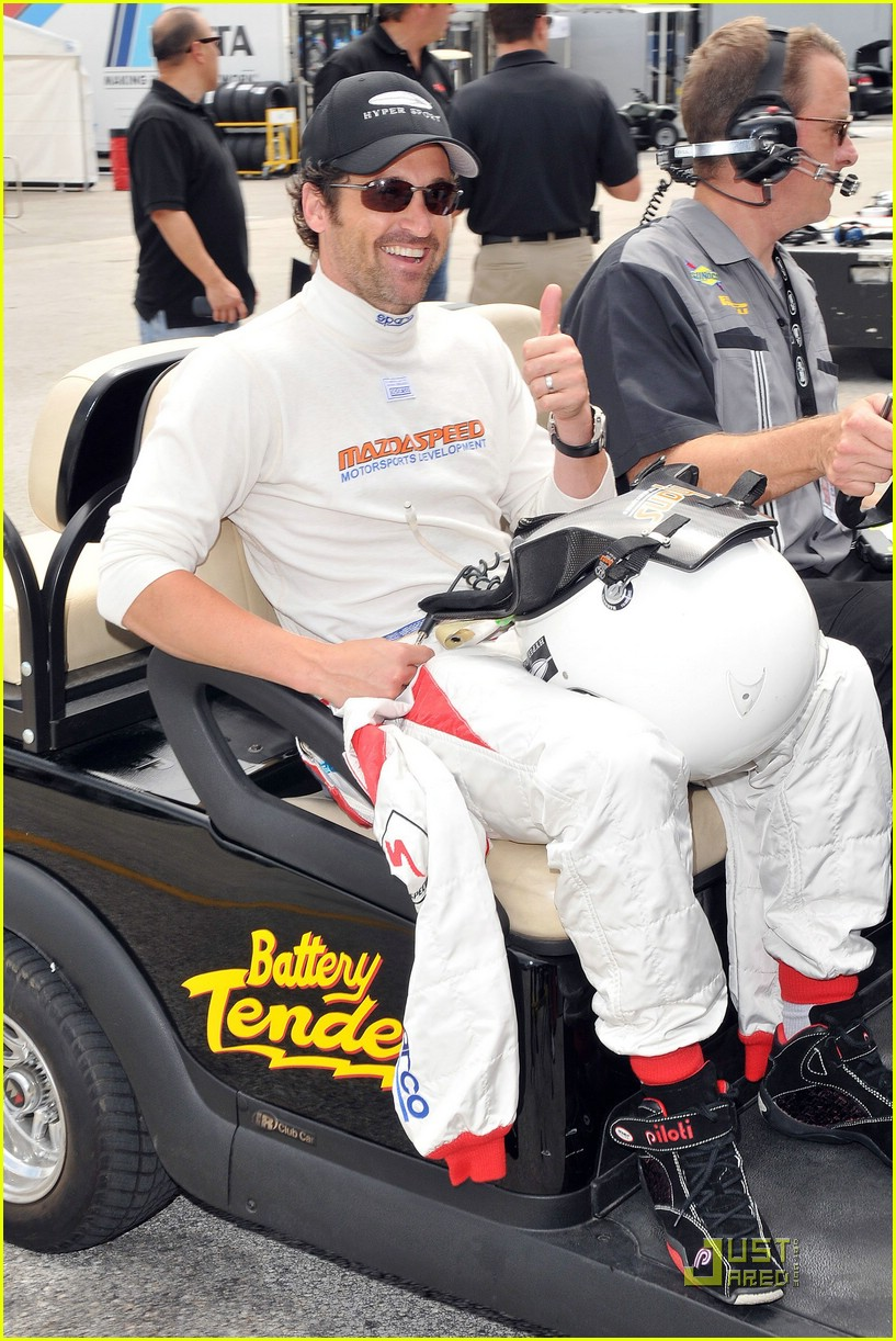 patrick dempsey days of thunder 37