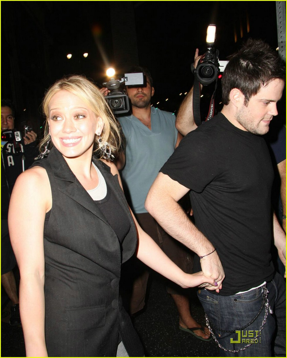 hilary duff mike comrie katsuya 021244441