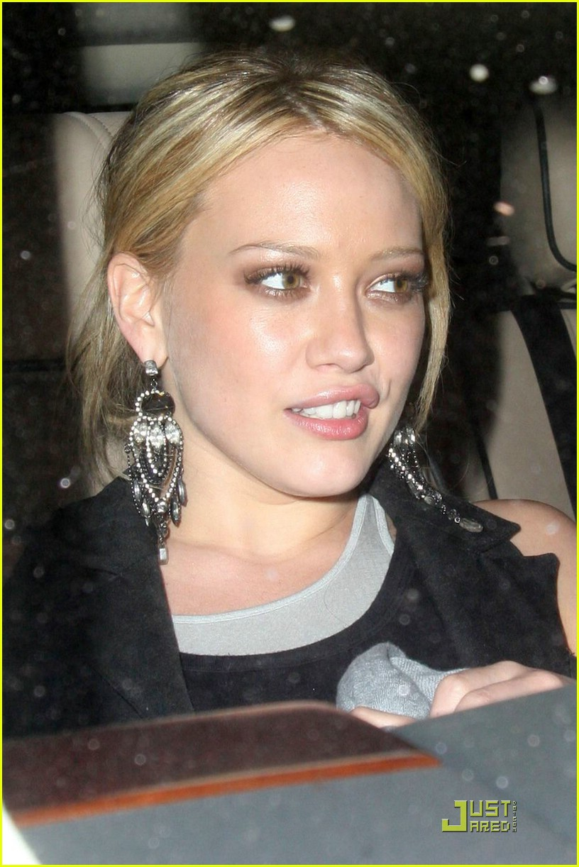 hilary duff mike comrie katsuya 031244451