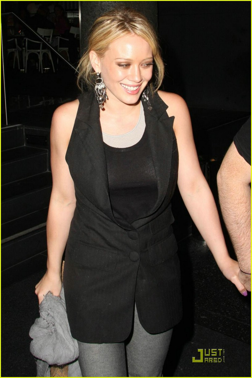 hilary duff mike comrie katsuya 041244461