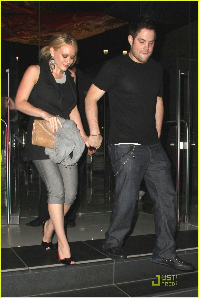 hilary duff mike comrie katsuya 05
