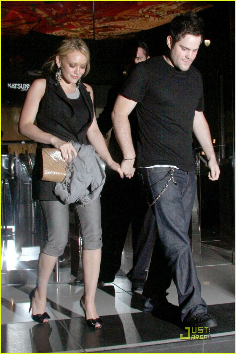 hilary duff mike comrie katsuya 061244481