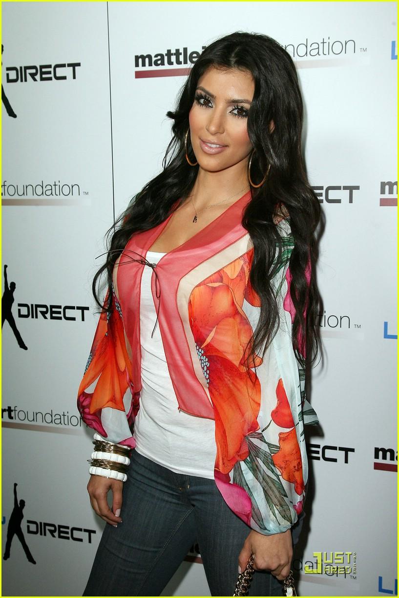 kim kardashian celebrity bowling 151282481