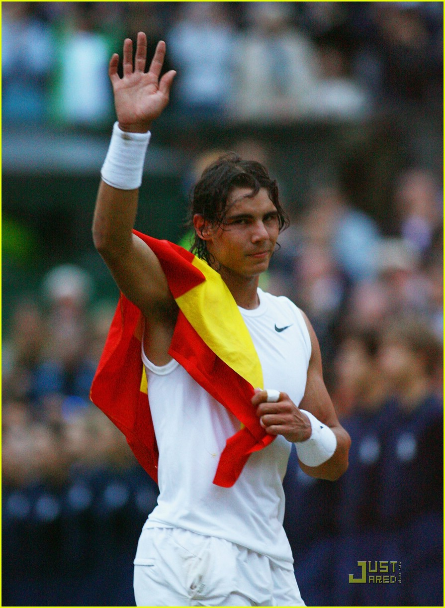 who won wimbledon rafael nadal 011252571